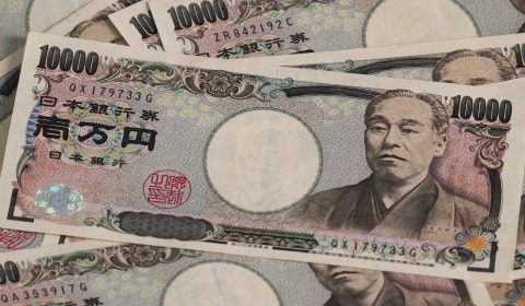 日本円 1万円札